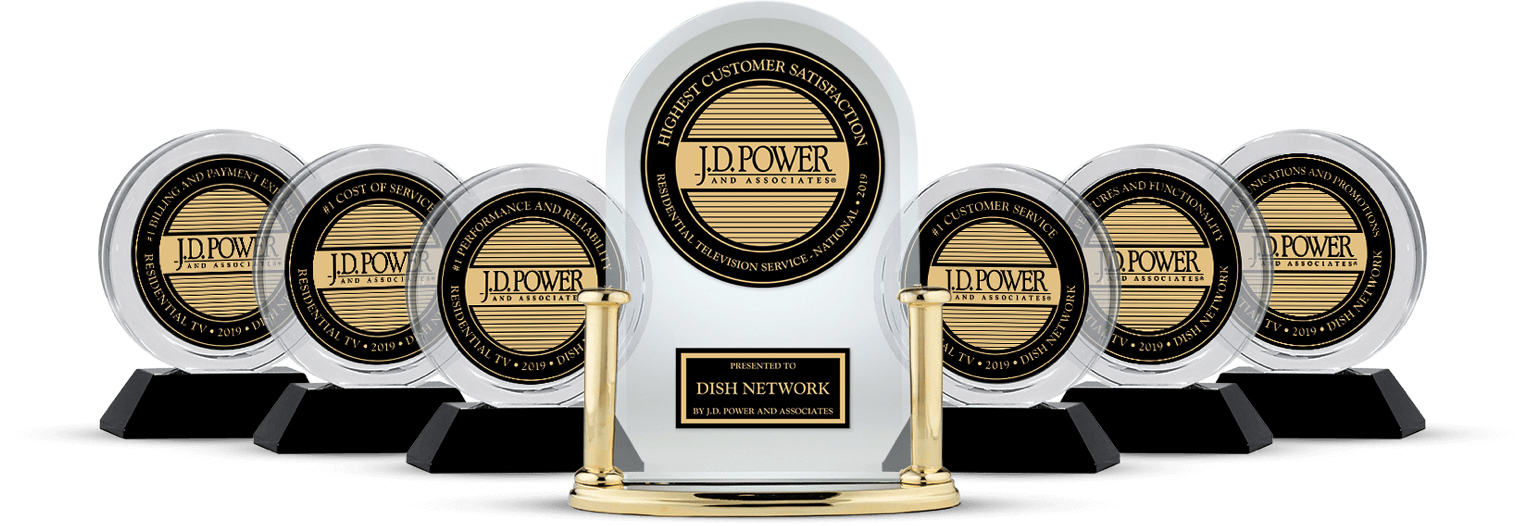 DISH Customer Satisfaction - Ranked #1 by JD Power - Ledbetter Electronics in Maryville, Tennessee - DISH Authorized Retailer