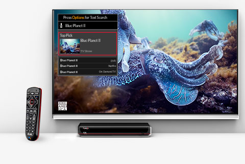 Hopper DVRs  with Voice Control remote - Ledbetter Electronics in Maryville, Tennessee - DISH Authorized Retailer