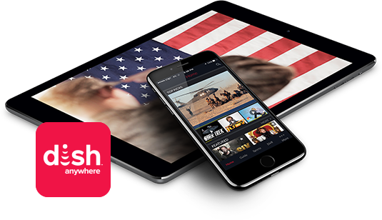 DISH Anywhere from Ledbetter Electronics in Maryville, Tennessee - A DISH Authorized Retailer